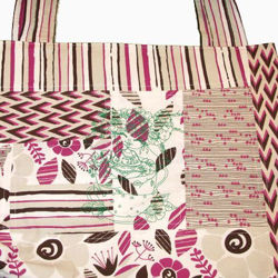 "Image de Sac de plage/Fourre-tout - ""Collection Girly"""