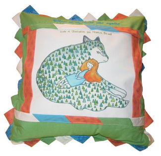 Picture of Cushion - Book Cover