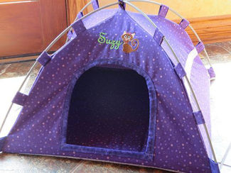Picture of Personalized Female Cat Tent