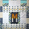 Picture of Quilt for a new baby boy