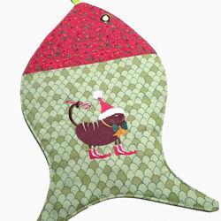 Image de Bas de Noël - Chat