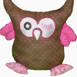 Picture of Owl Door Stopper