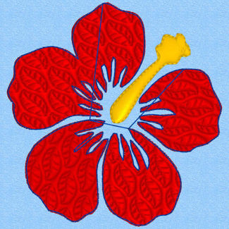 Picture of EMB-Hibiscus