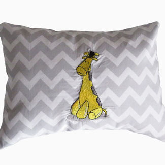 Picture of Giraffe Pillow