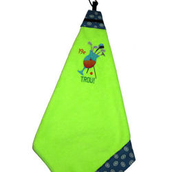 "Picture of Golf Towel Cocktail""19e Trou"" - Chartreuse"