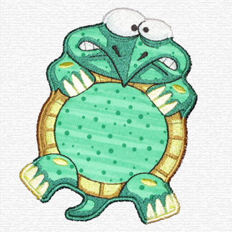 Picture of Animal coaster - Turtle