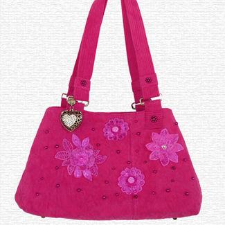 Picture of Handbag - Fushia