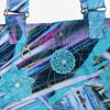 Picture of Handbag - Turquoise Blue