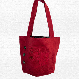 Picture of Totebag - Burgundy
