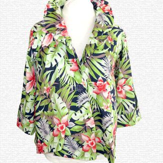 Picture of Jacket - Exotic Garden